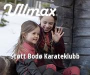 Støtt Bodø karateklubb hos Ullmax